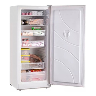 Freezer Vertical Briket Fv6200 226 Lts