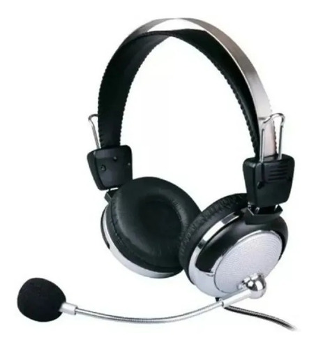 Fone De Ouvido Gamer C/ Microfone P/ Pc Notebook Headphone