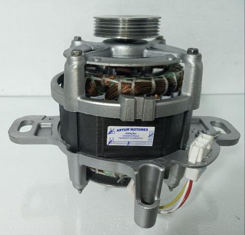 Motor Elétrico P/lavadora Electrolux Lte12-127v (estriada)