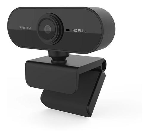 Webcam Full Hd 1080p Com Microfone Plug & Play Viribus