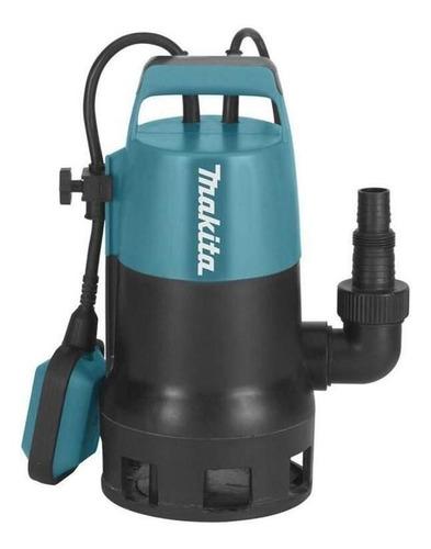 Bomba Submersível 400w Para Água E Suja Esgoto Pf0410 Makita