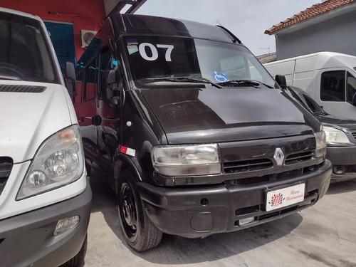Renault Master 2.5 Dci Minibus L2h2 16 Lugares 16v