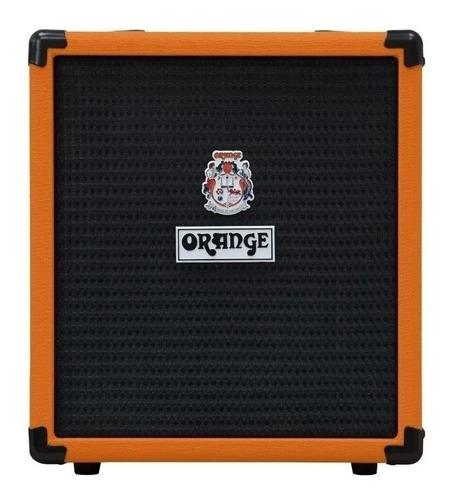 Amplificador Orange Crush Bass 25 Para Bajo De 25w Color Naranja 230v