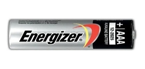 Pila Energizer Aaa Max (triple A) Alcalinas X 20 Unds - Stg