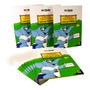 Kit 10 Livros Aprender Caligrafia Letra De Forma Escolinha
