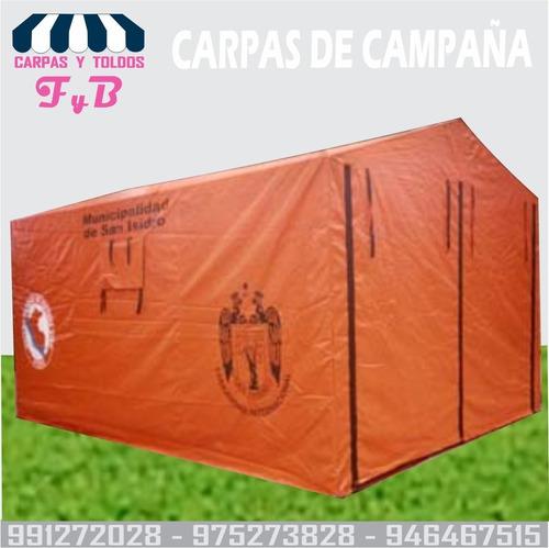 Carpas - Toldos - Campamentos