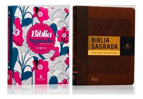 Bíblia Sagrada | Nvi | Letra Normal | Soft Touch | Anote