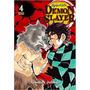 Demon Slayer Kimetsu No Yaiba Vol. 4