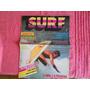 Revista Poster Surf, A Onda E A Prancha