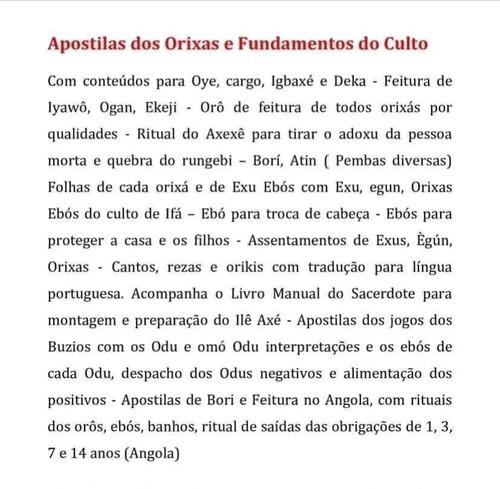 Orixás Ketu Axé E Fundamentos Do Culto Em D 2vds