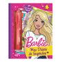 Livro Barbie Meu Diário De Segredos Ciranda Cultural
