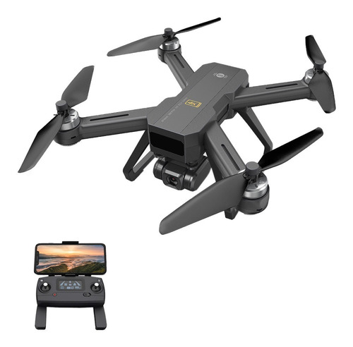 Drone Mjx Bugs B20 Eis Con Cámara 4k Gris 5ghz