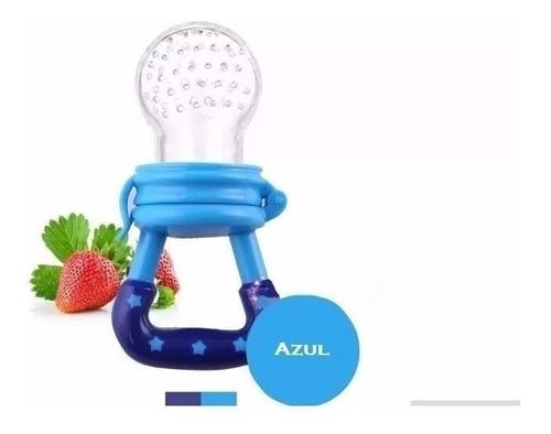 Chupeta Alimentadora Frutas Bico Silicone Mordedor P/ Bebê