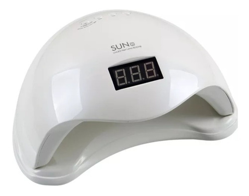 Cabine Sun One 5 Digital 48w C Sensor Para Unhas De Gel