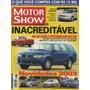 Motor Show Nº232 Alfa 147 Corolla Nissan Frontier Honda Cr v