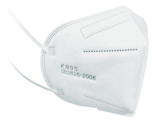 Tapabocas K N95 Médico 5 Capas Original Uso 10 D Importado
