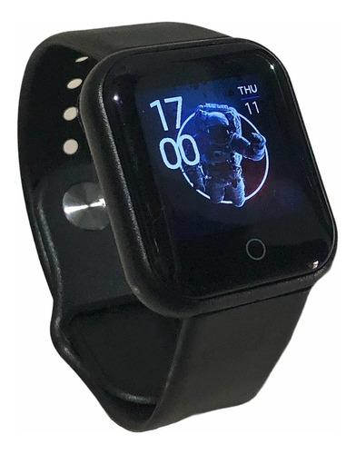 Smartwatch D20 2021 Relogio Inteligente Puleira De Silicone