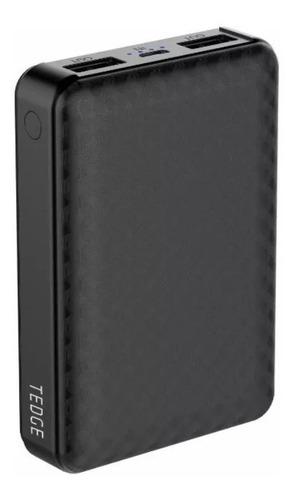 Carregador Portátil Bateria Powerbank 10.000 Mah Tedge