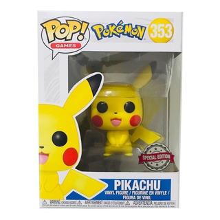 Funko Pop! 353 Pokémon Pikachu Original - Candos