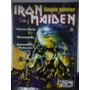 Revista Super Poster Iron Maiden Editora Space Box 2001 Rjhm