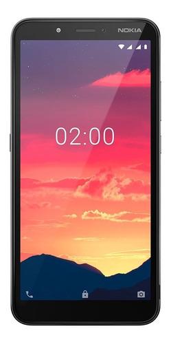 Celular Nokia C2 Nk010 32gb (16gb + 16gb Cartão) Tela 5,7