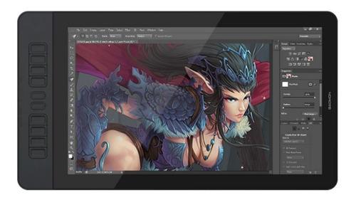 Tableta Digitalizadora Gaomon Pd1560  Black