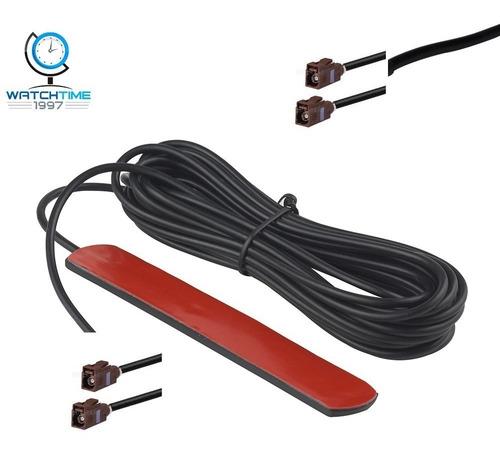 Antena Tv Digital Automotiva Conector Fakra Hyundai Tucson