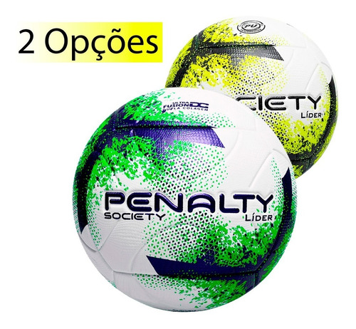 Bola De Futebol Society Penalty Lider Xxi