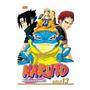 Naruto Gold Kit Com Edições 13, 14 E 15 Reimpressão