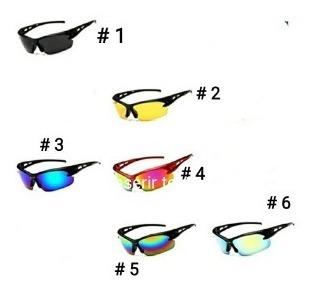 Óculos Ciclismo Uv400  Corrida Mtb Speed Esportivo