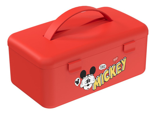 Necessária Mega Disney Vermelho Coza
