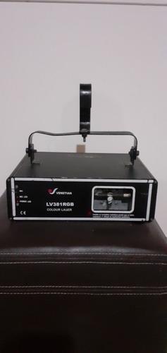 Laser Rgb Venetian Lv381 Color Laser 181mw Dmx - Audioritmic