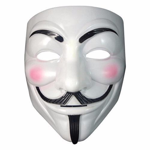 Mascara Anonymous Guy Fawkes V Solo Por Mayor