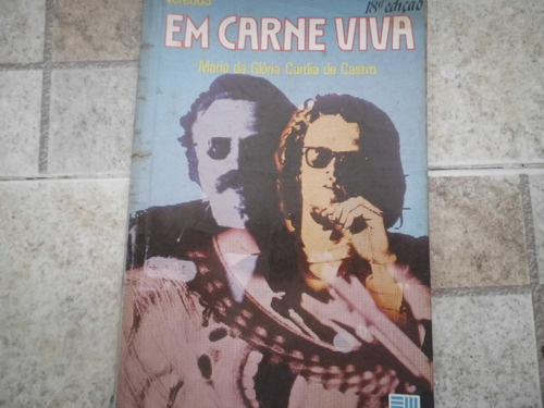 Livro Em Carne Viva Original