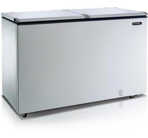 Freezer Horizontal Esmaltec Efh500 468 L Novo Frete Free Ne