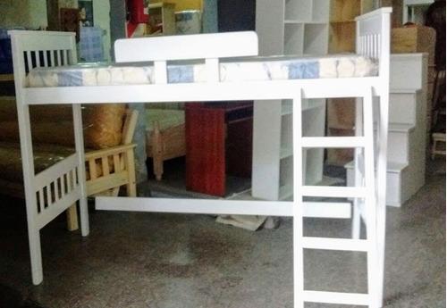 Cama Superpuesta Puente -camas -