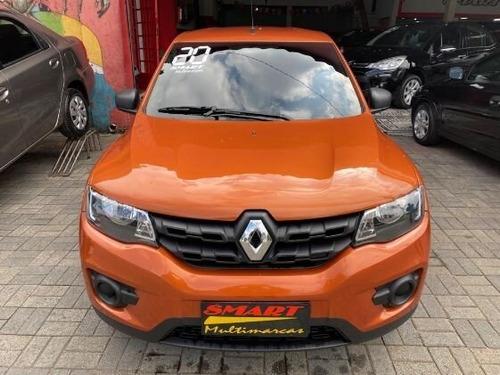 Renault Kwid 1.0 Zen 2019/2020 Laranja