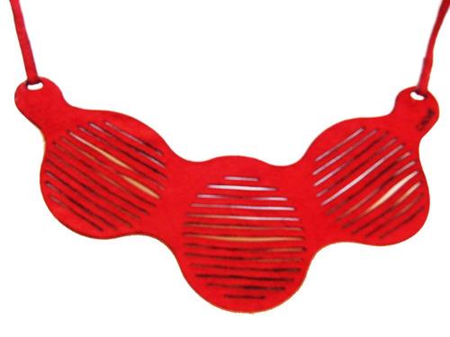 Collar Parlante (rojo)
