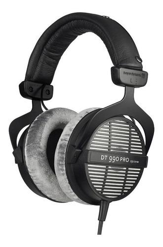 Audífonos Beyerdynamic Dt 990 Pro Black Y Grey