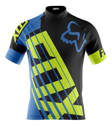 Camisa Ciclismo Mtb Fox 2019 (p-m-g-gg-3g-4g) *menor Preço*