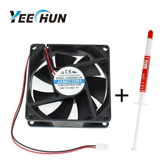 Yeechun Rotary Dc Cooling Fan Brushless Para Jamicon Jf08...