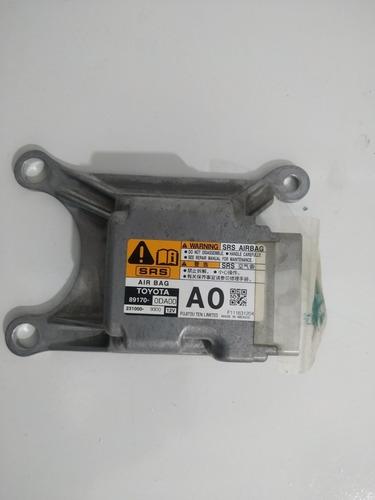 Módulo Airbag Toyota Etios