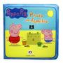 Peppa Pig Praia Em Familia Livro De Banho