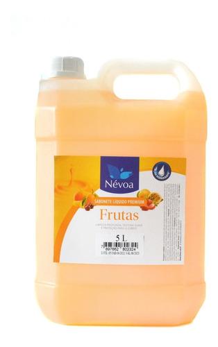 Sabonete Liquido Perolado 5 Litros Varias Fragrâncias