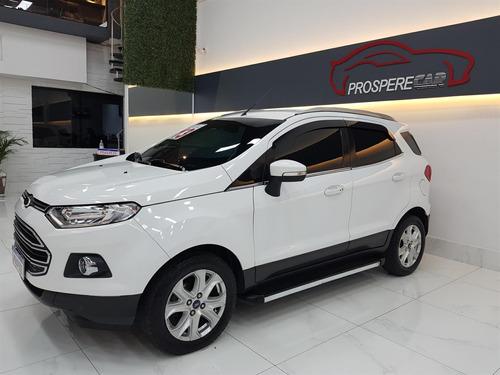 Ford Ecosport Ecosport Titanium 2.0 16v Automática Flex