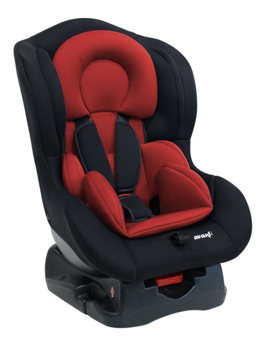 Butaca Infantil Para Auto Avanti Lima Rojo