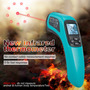Termômetro Infravermelho Digital Laser Temperatura Industri
