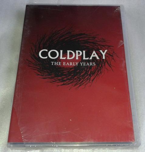 Coldplay The Early Years Dvd Sellado De Fabrica