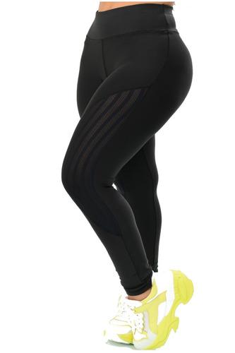 Kit 5 Legging Fitness Femenina Roupas Academia Frete Gratis