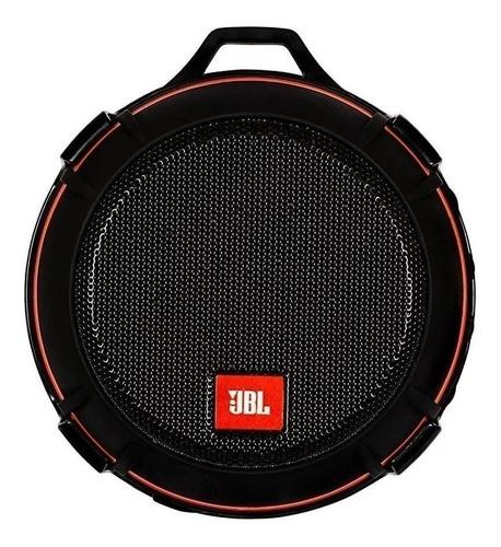 Parlante Jbl Wind Portátil Con Bluetooth Black